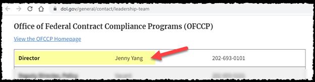 new-ofccp-director-jenny-yang
